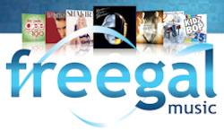 Freegal music downloads