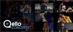 Qello concerts and music documentaries online
